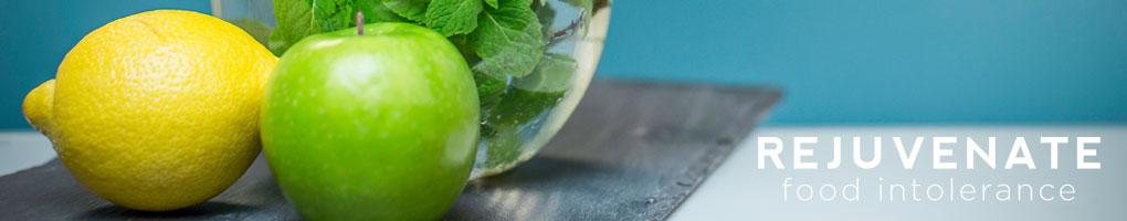 Rejuvenate food intolerance testing